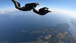 Learn to Skydive at Skydive Vancouver Island
