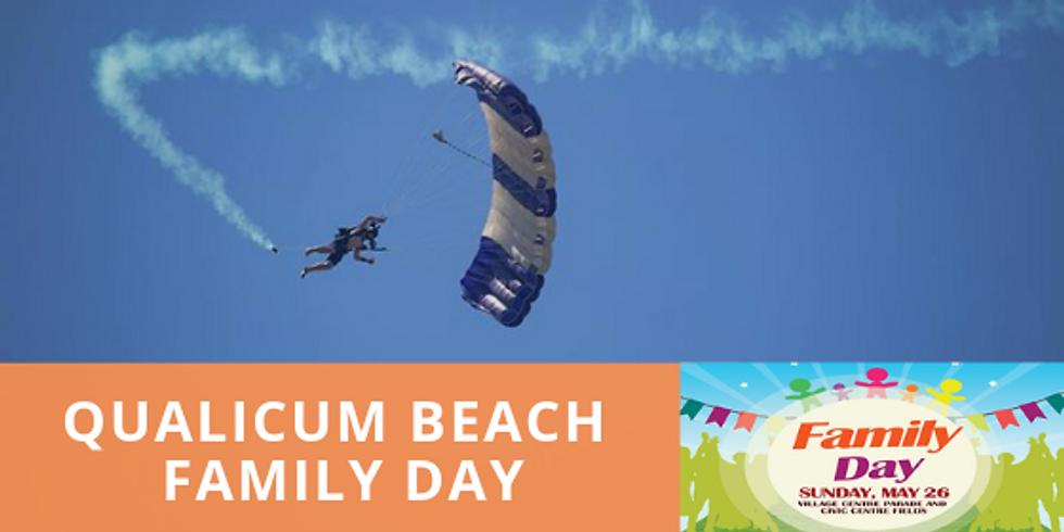 Qualicum Beach Family Day