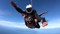 Tandem Skydive at Skydive Vancouver Island