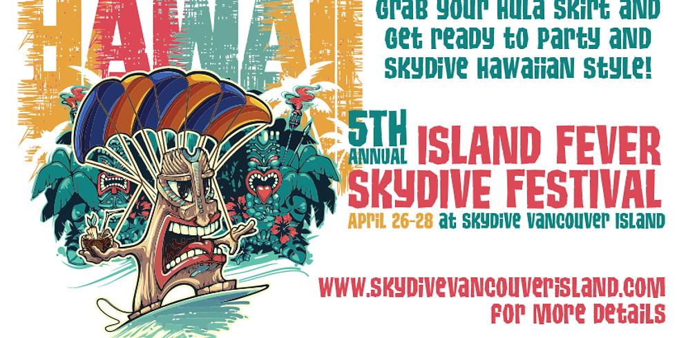 5th Annual Island Fever Skydive Festival