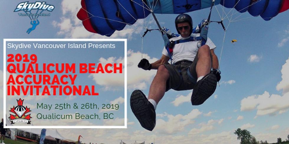 2019 Qualicum Beach Accuracy Invitational