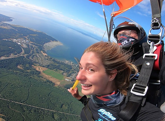 Skydive Vancouver Island Weekday Savings