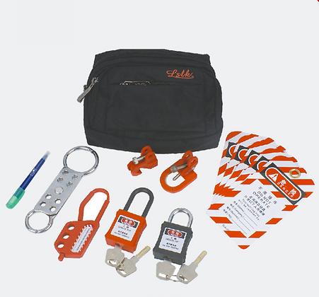 Safety Lockout Combination Bag BD-Z10