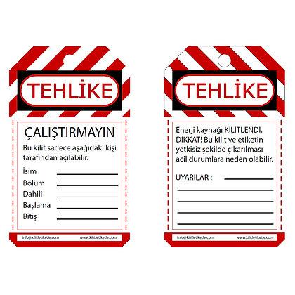 Kilitleme Etiketi (Türkçe)