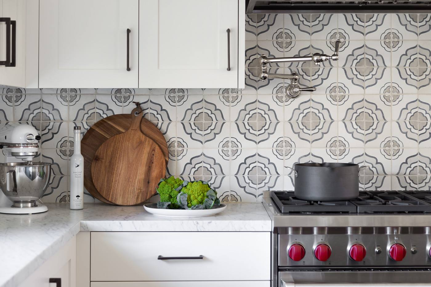 Tile Backsplash 6