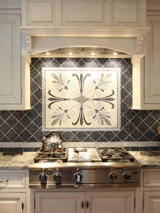 Tile Backsplash 10
