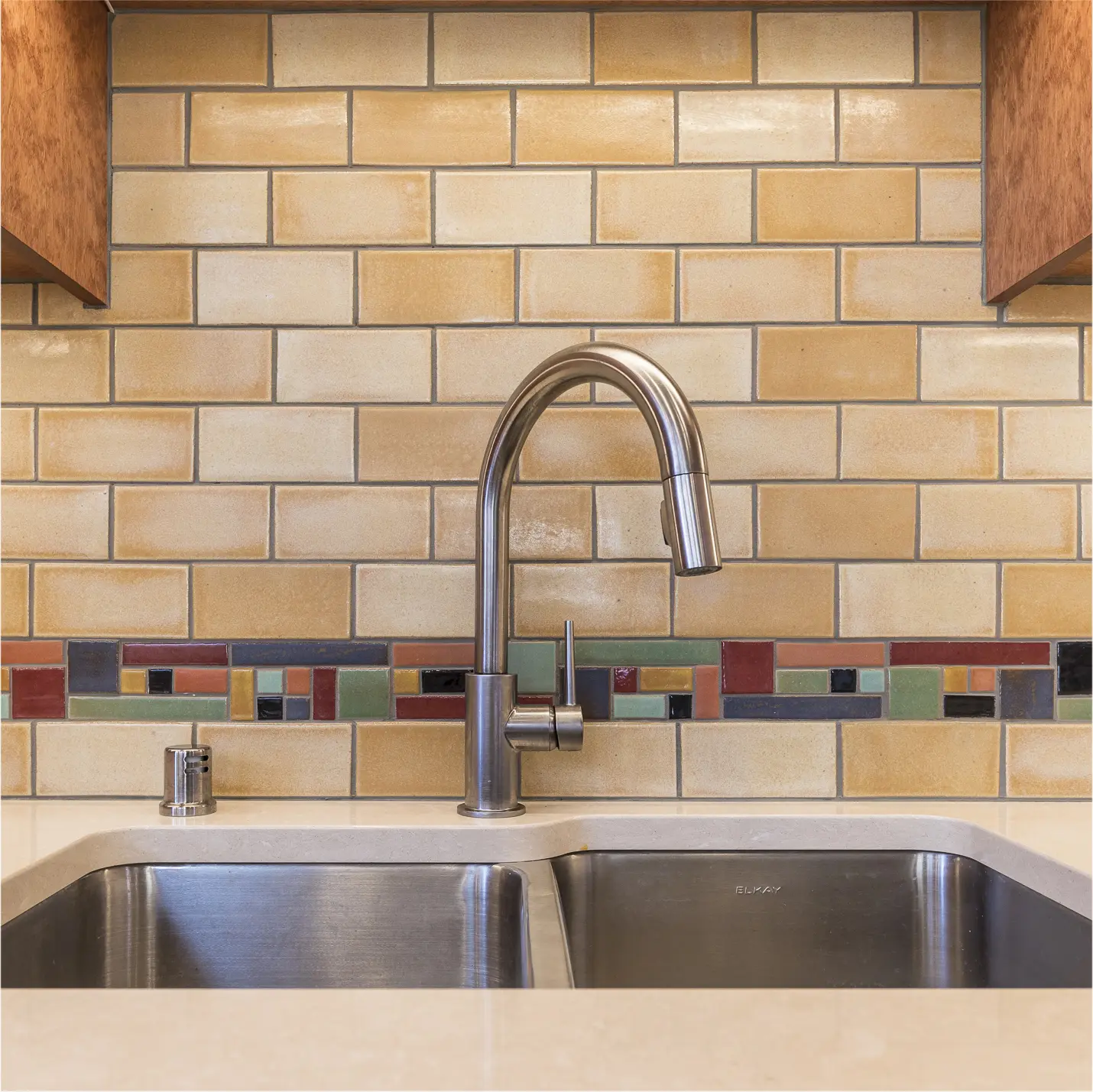 Tile Backsplash 11