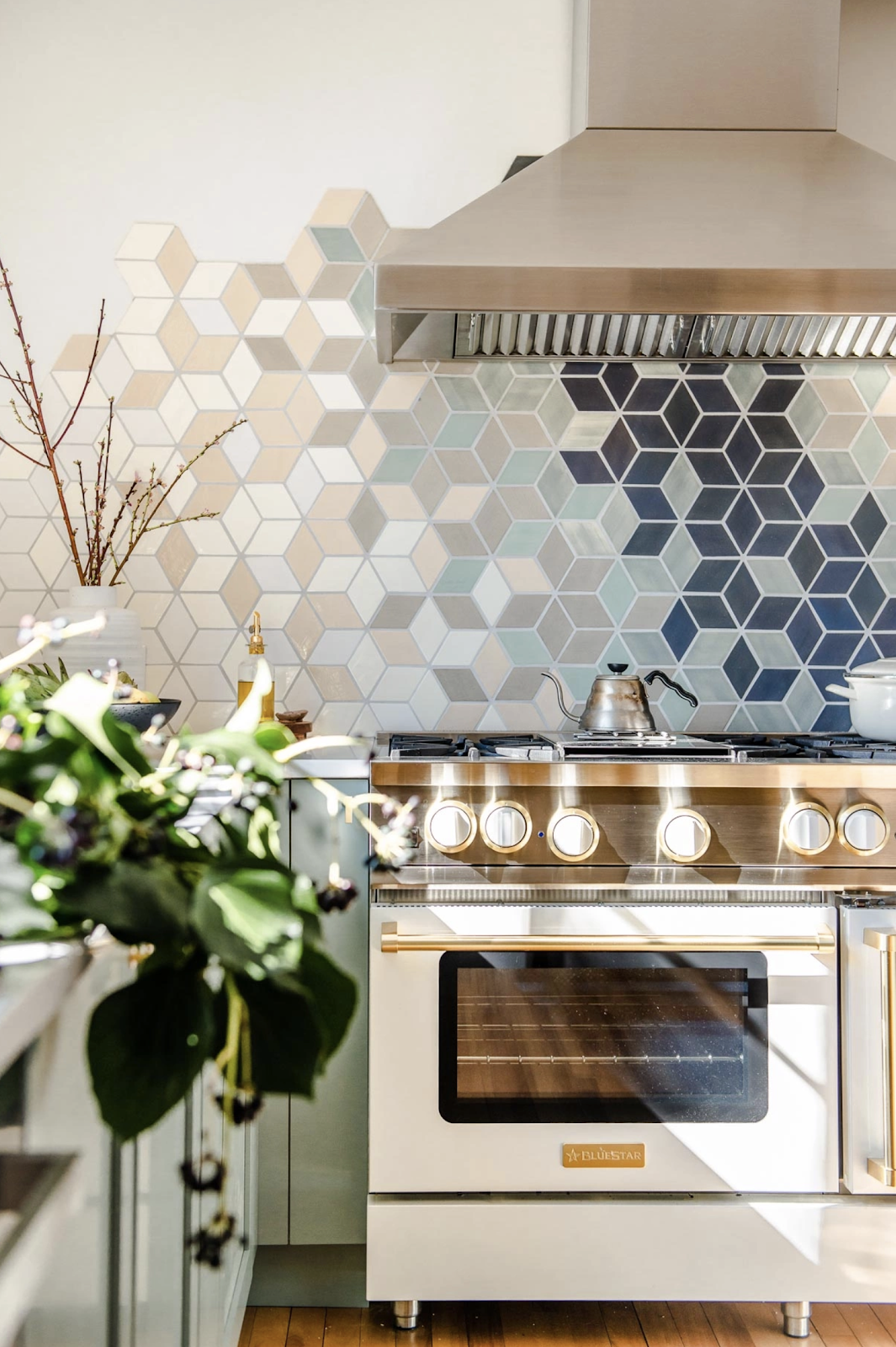 Tile Backsplash 5
