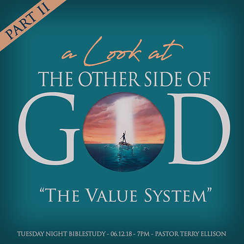 """A Look At The Other Side Of God, Pt. 2"""