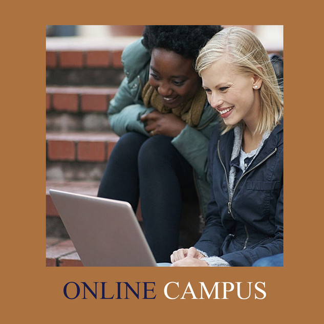 Join Our Online Campus