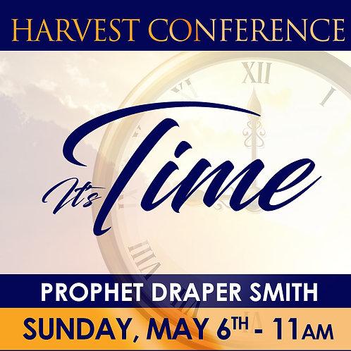 Harvest Conference 2018 - 11am Service