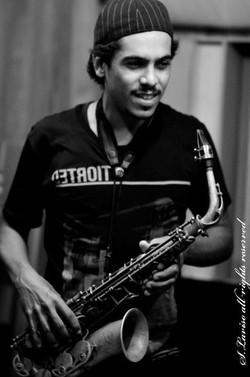 Enregistrement Studio © Samuel LAVISO