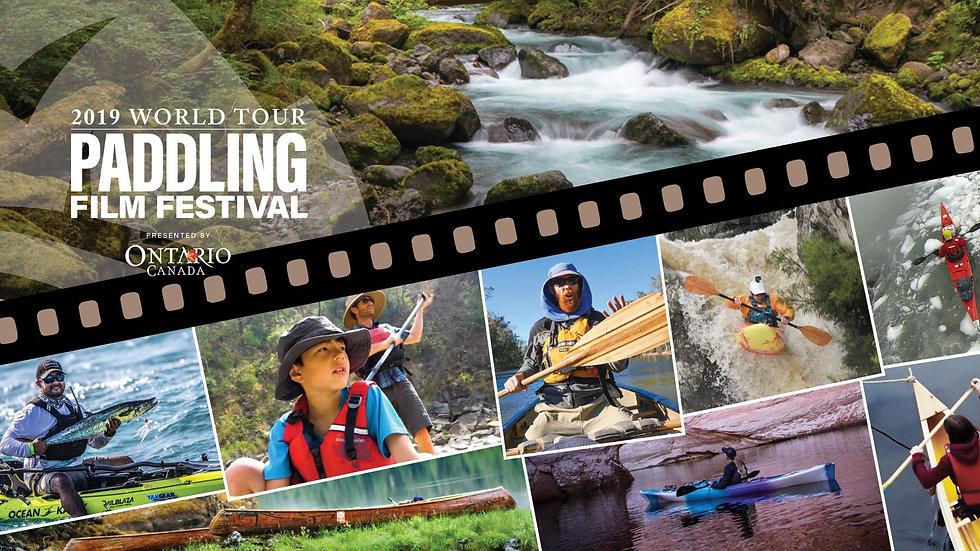Aerutamisfilmide Festival - Paddling Film Festival