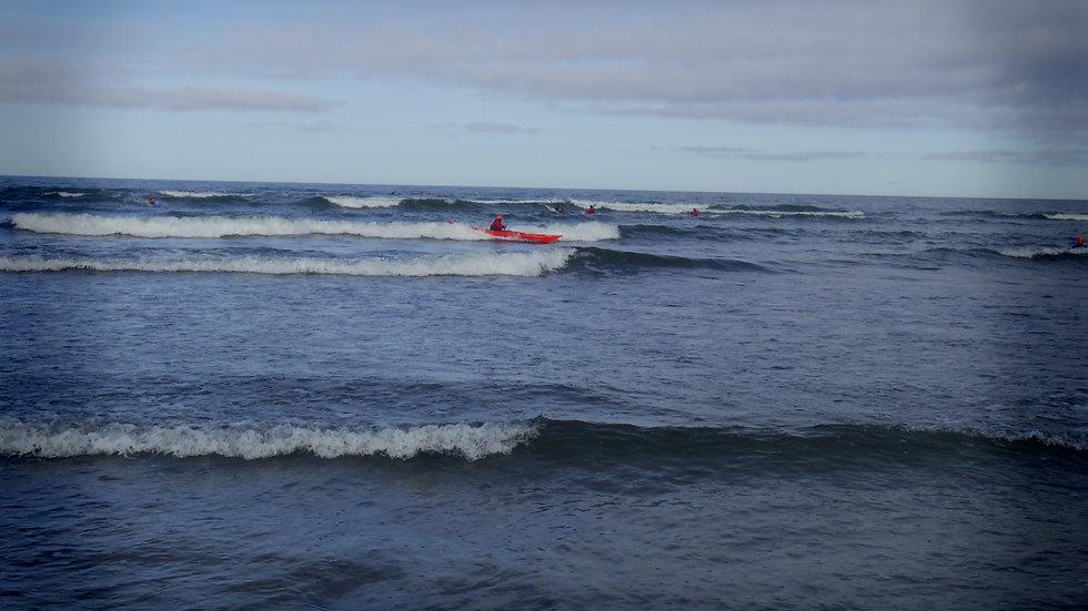 Ristna surf, jooga ja slackline 10.-11.10