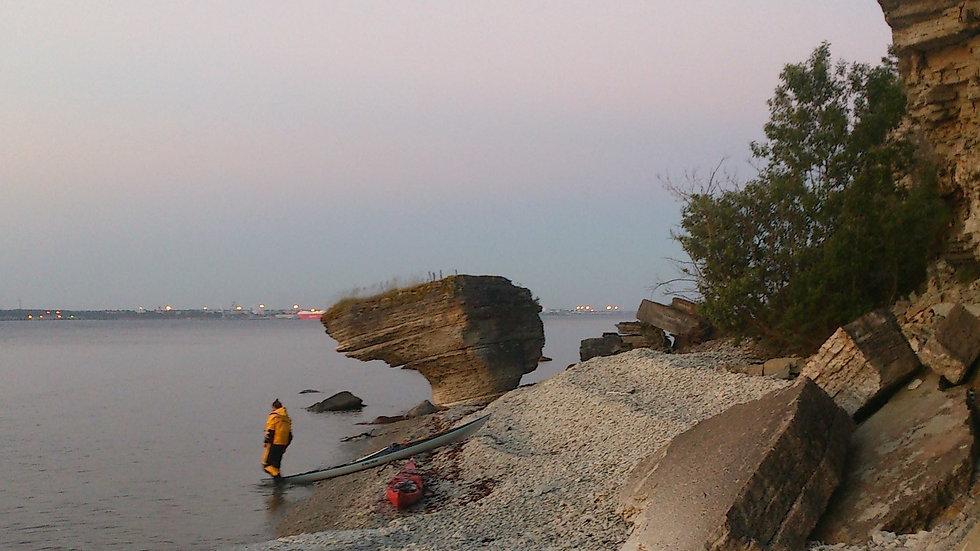 Pakri Islands Kayaking Adventure