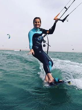 deluxe voyages / surf dakhla