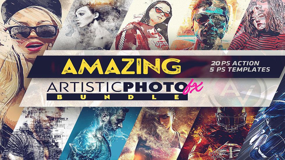Amazing Artistic Photo Fx
