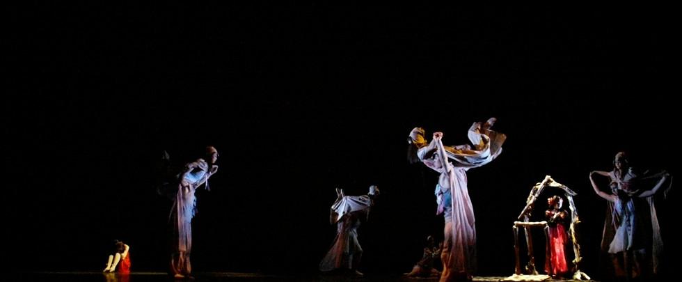 舞台「箱庭の詩」2009