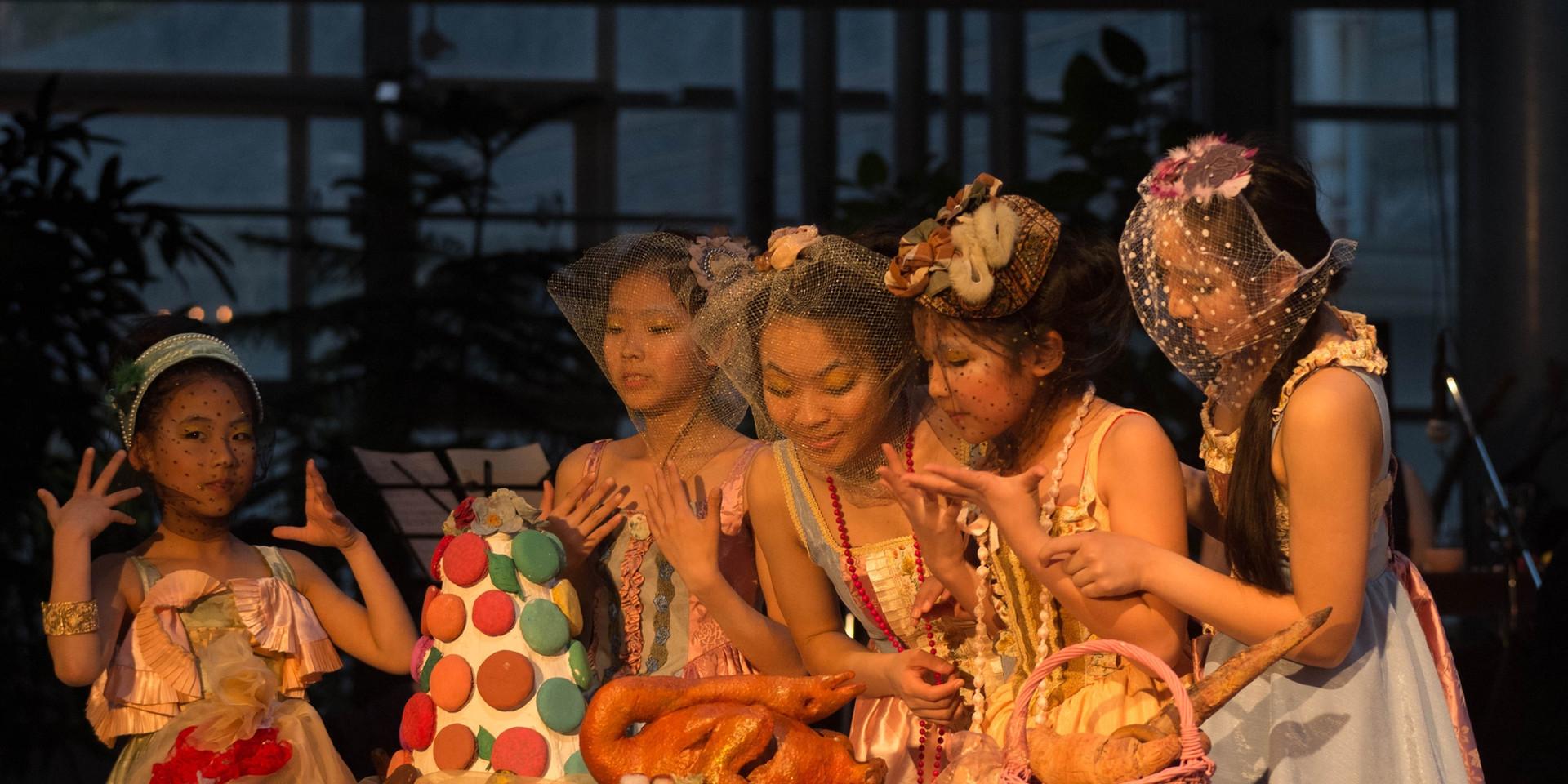 舞台「残夢ー海のリボン」