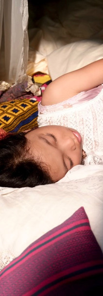 Sleeping Nanoka