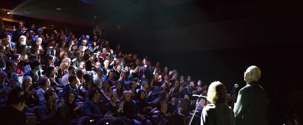 Etiuda & Anima Film Festival in Krakow/Poland_監督紹介