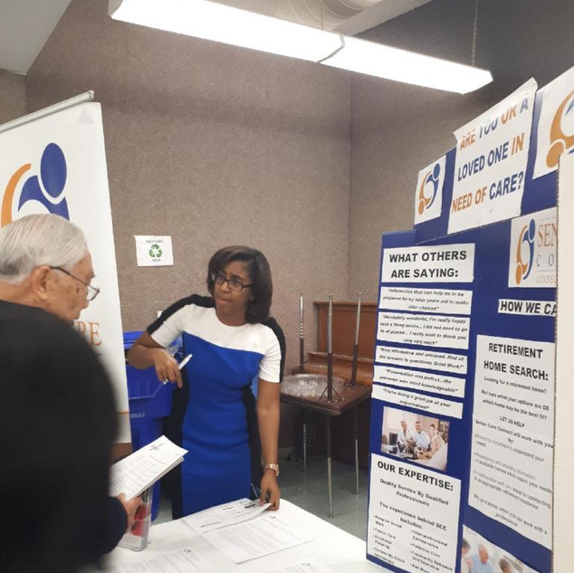 North York Seniors Centre- Elder Abuse Education Event