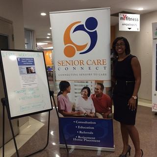 SCC presentation at the YMCA