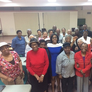 Applecreek SDA Church Seniors Group-Community Outreach