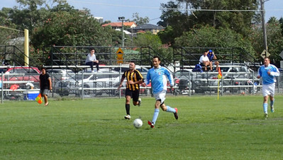 O35D : Game 1 Vs Banksia Tigers - Loss 2 - 4