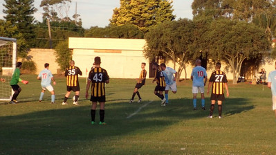 AAD: Game 5 Vs Banksia Tigers - Draw 1 -1