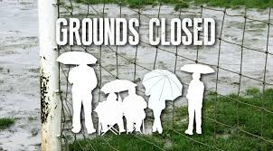 ALL ROCKDALE GROUNDS CLOSED - 3-5 JUNE
