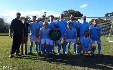 AAD: Game 16 Vs Hurstville Glory - Win 5 - 1