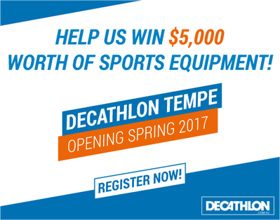 Decathlon Is Coming!!