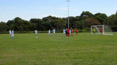 O35D: Game 2 Vs Oatley RSL - Loss 0 - 7