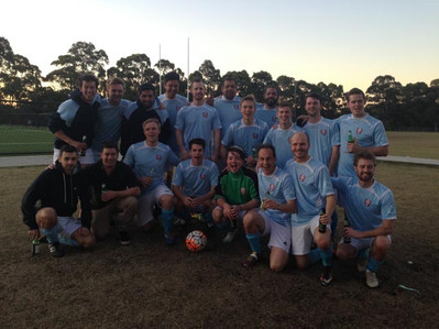 AAD: GF Vs All Saints Oatley West - Win 4 -  1