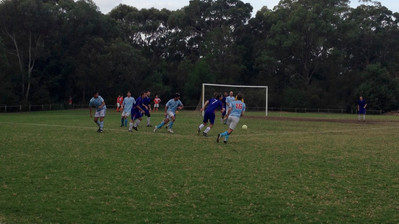 AAD: Game 8 Vs All Saints Oatley West - Loss 1 - 2