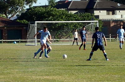 AAD: Game 7 Vs Hurstville Glory - Loss 0 - 1
