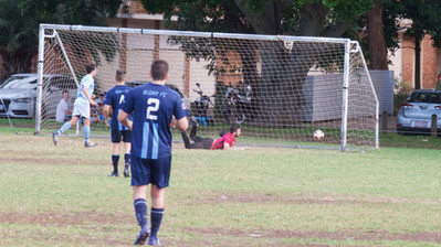 AAB: R3 Vs Hurstville Glory - Lost 2 - 3
