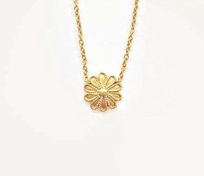 Byzantine Flower Necklace
