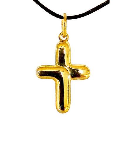 Baptism Gold Cross