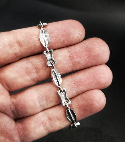 Men's chain bracelet