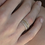 Thumbnail: Bead Gold Stacking Ring