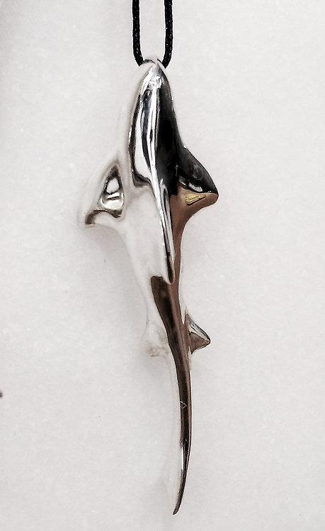 Sark Silver Pendant