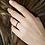 Thumbnail: Black Diamond Eternity Ring