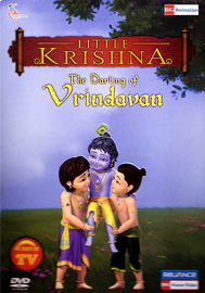 The Darling of Vrindavan