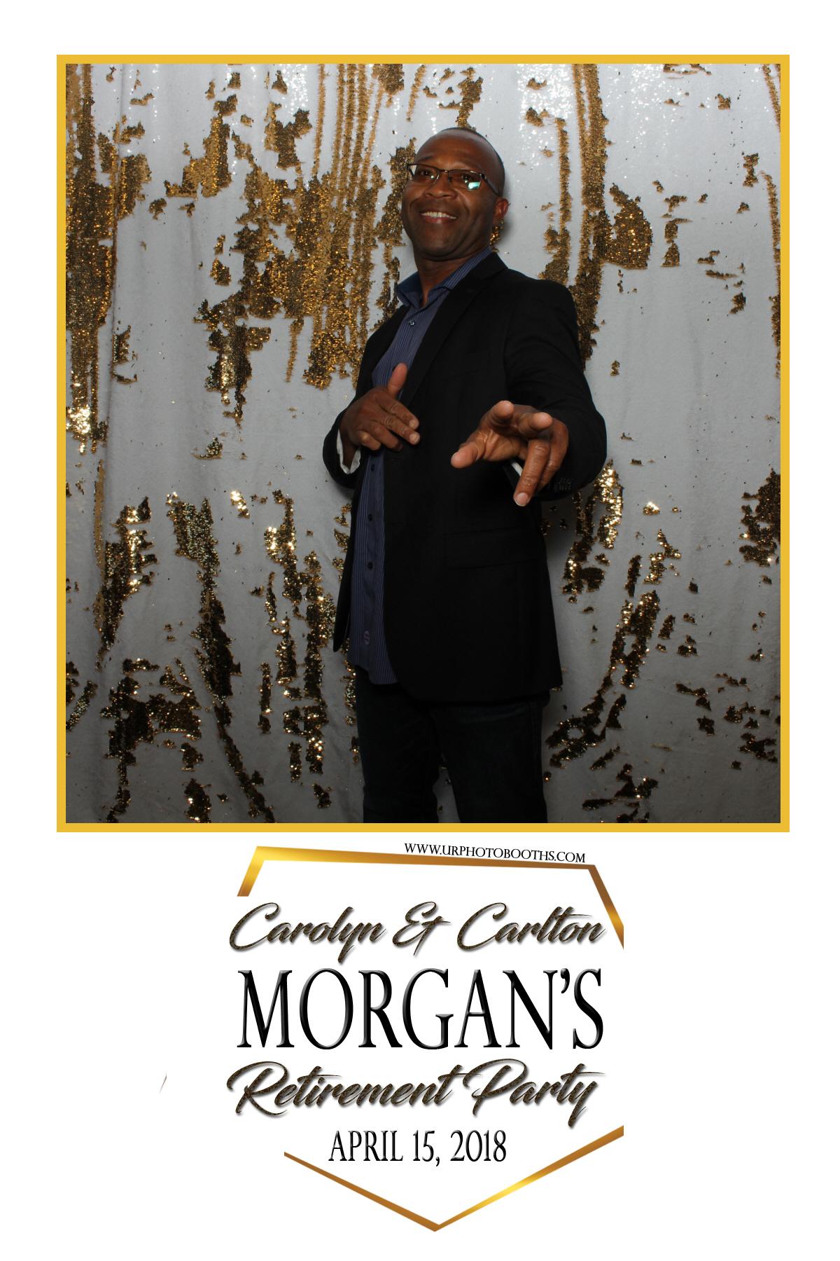 urpb3 | Morgan's Retirement Party