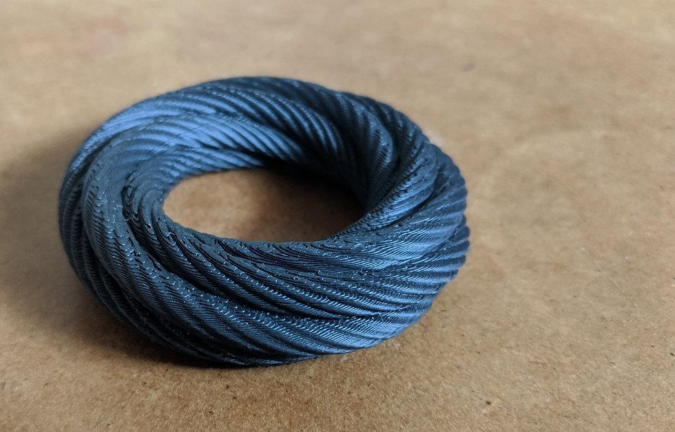 3D printed coil