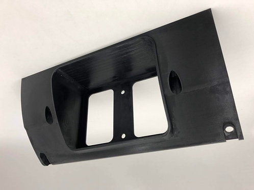 "Mazda RX2 dash for 5"" Microtech Screen"