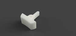 3D render of a switch – 2