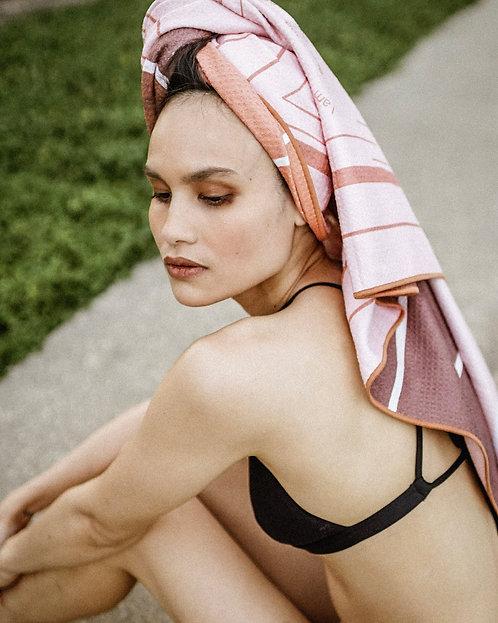 Serenity Yoga Waffle Towel